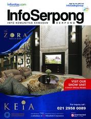 InfoSerpong Magazine Cover
