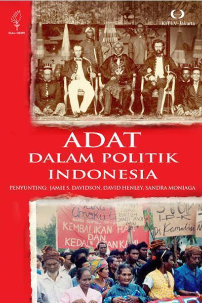 Buku Digital Adat dalam Politik Indonesia oleh Jamie S. Davidson