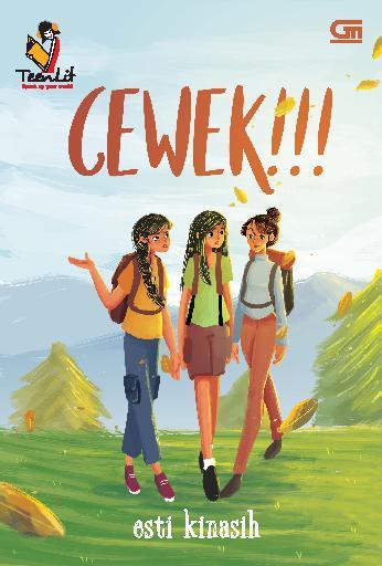 Buku Digital TeenLit: Cewek !!! oleh Esti Kinasih