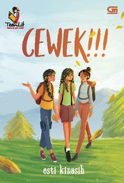 Cover TeenLit: Cewek !!! oleh Esti Kinasih