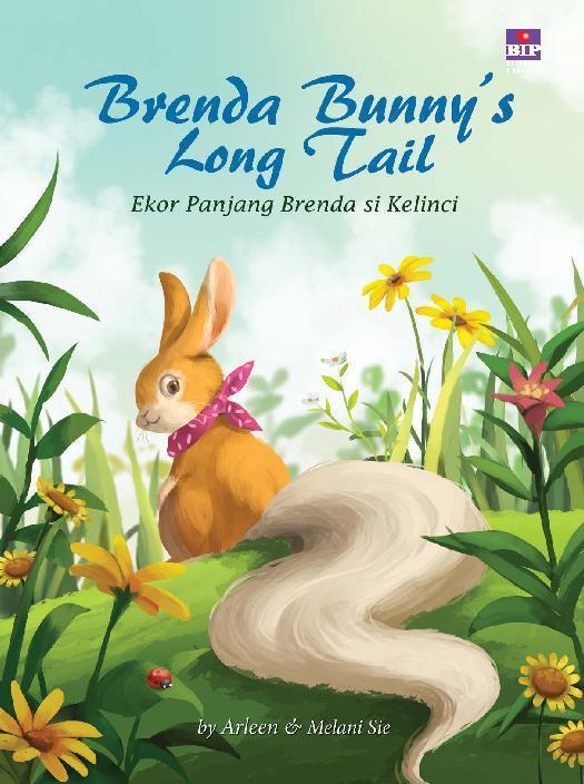 Buku Digital Brenda Bunny's Long Tail: Ekor Panjang Brenda si Kelinci oleh Arleen A.