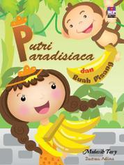 Cover Putri Paradisiaca dan Buah Pisang oleh Mulasih Tary