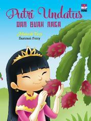 Cover Putri Undatus dan Buah Naga oleh Mulasih Tary