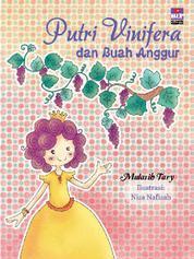 Cover Putri Vinifera dan Buah Anggur oleh Mulasih Tary