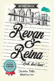 Revan & Reina by CHRISTA BELLA S Cover