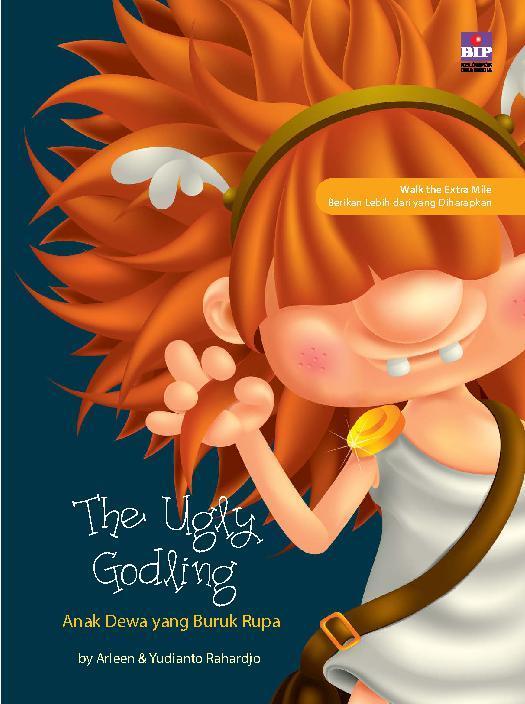 Buku Digital The Ugly Godling: Anak Dewa yang Buruk Rupa oleh Arleen A.
