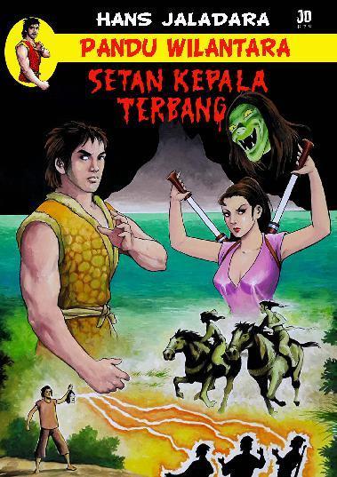 Buku Digital SETAN KEPALA TERBANG oleh Hans Jaladara