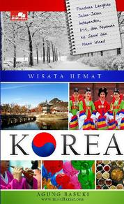Wisata Hemat: Korea by Agung Basuki Cover