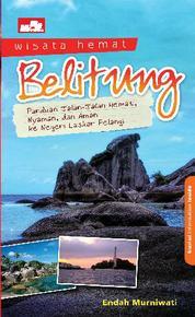 Wisata hemat: Belitung by Cover