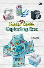 Cover Kreasi Cantik Exploding Box oleh Endah RA