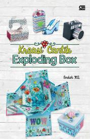 Kreasi Cantik Exploding Box by Endah RA Cover