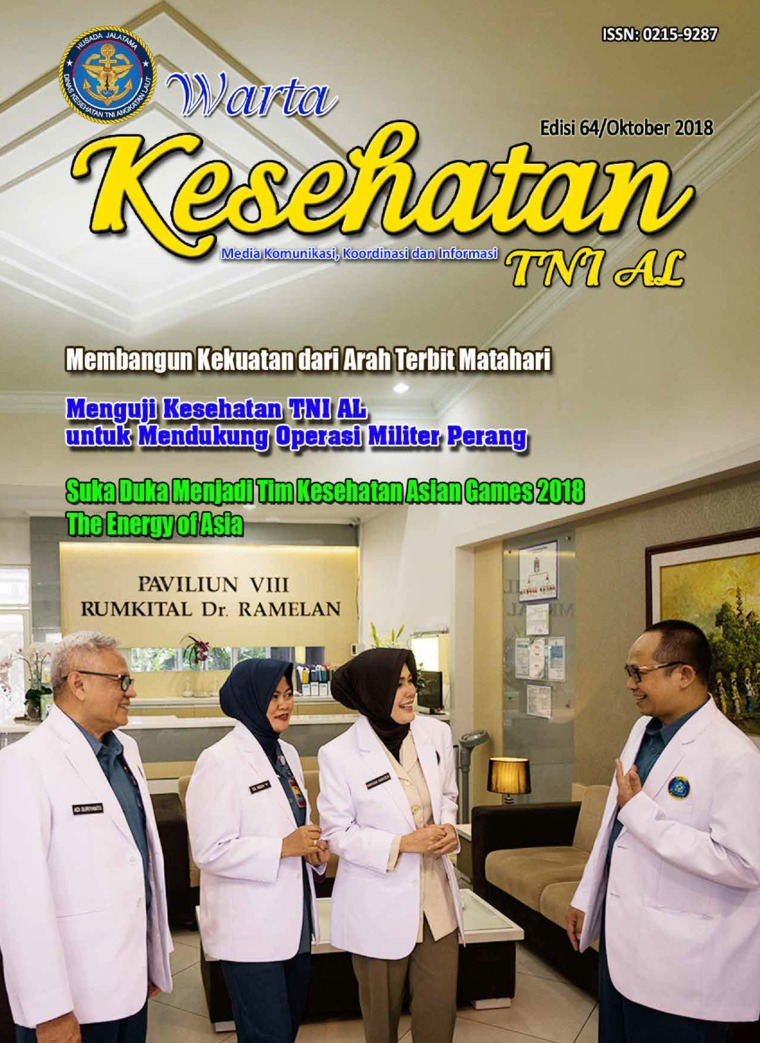Warta Kesehatan Digital Magazine ED 64 October 2018