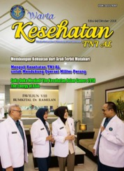 Warta Kesehatan Magazine Cover ED 64 October 2018