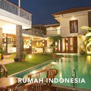 RUMAH INDONESIA Karya Arsitek Indonesia by Cover