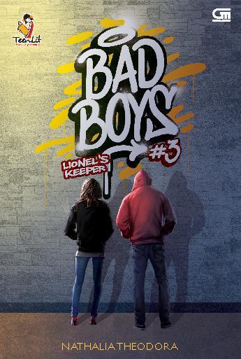 TeenLit: Bad Boys#3: Lionel's Keeper by Nathalia Theodora Digital Book