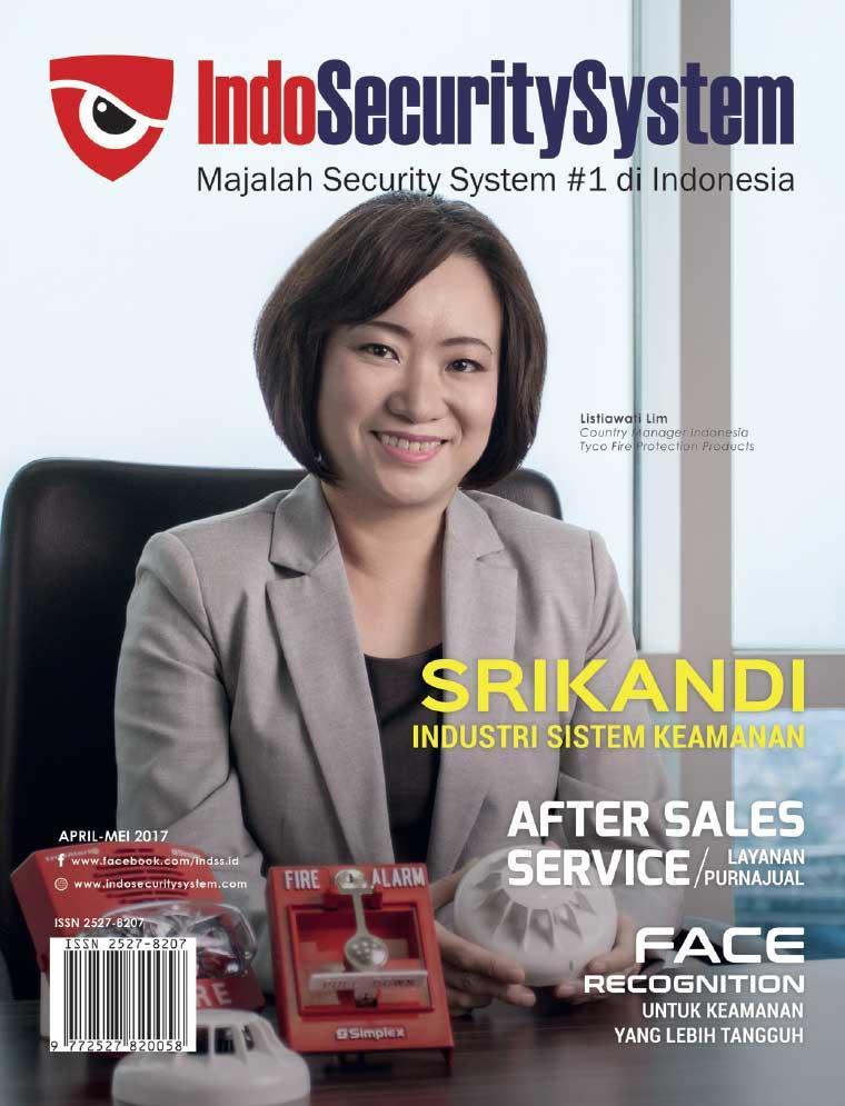 Majalah Digital Indo Security System April–Mei 2017