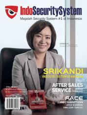Indo Security System Magazine Cover April–May 2017