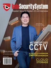 Cover Majalah Indo Security System Agustus–September 2017