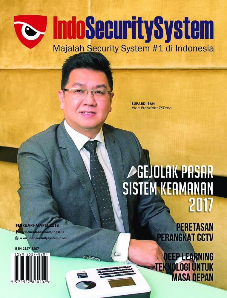 Indo Security System Digital Magazine February–March 2018