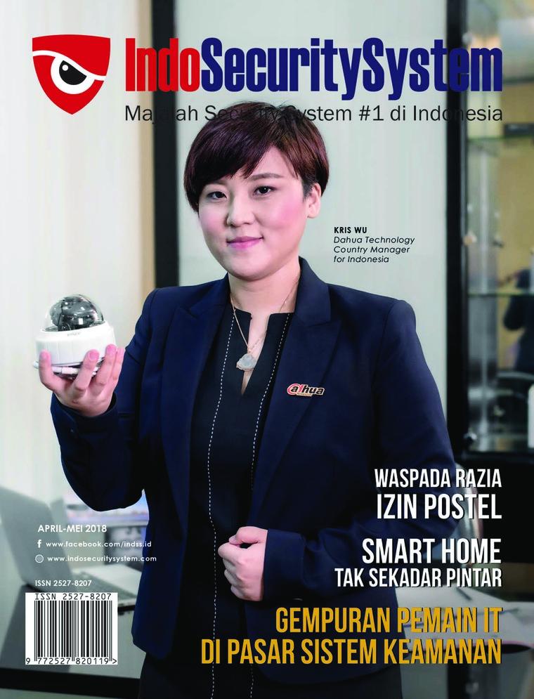 Majalah Digital Indo Security System April-Mei 2018