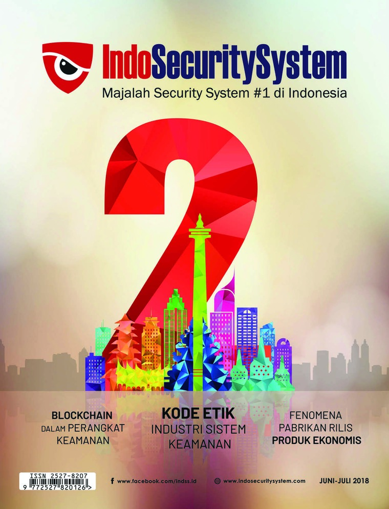 Indo Security System Digital Magazine June-July 2018