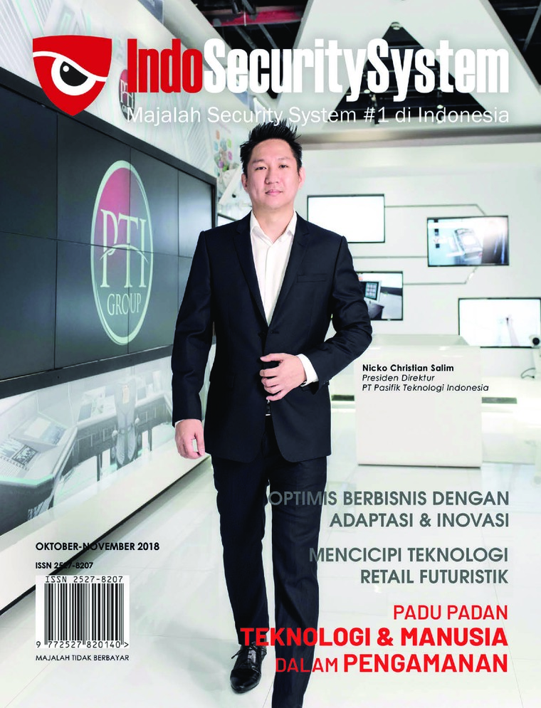 Indo Security System Digital Magazine October-November 2018