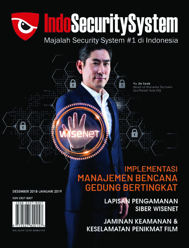 Indo Security System Digital Magazine December-January 2019