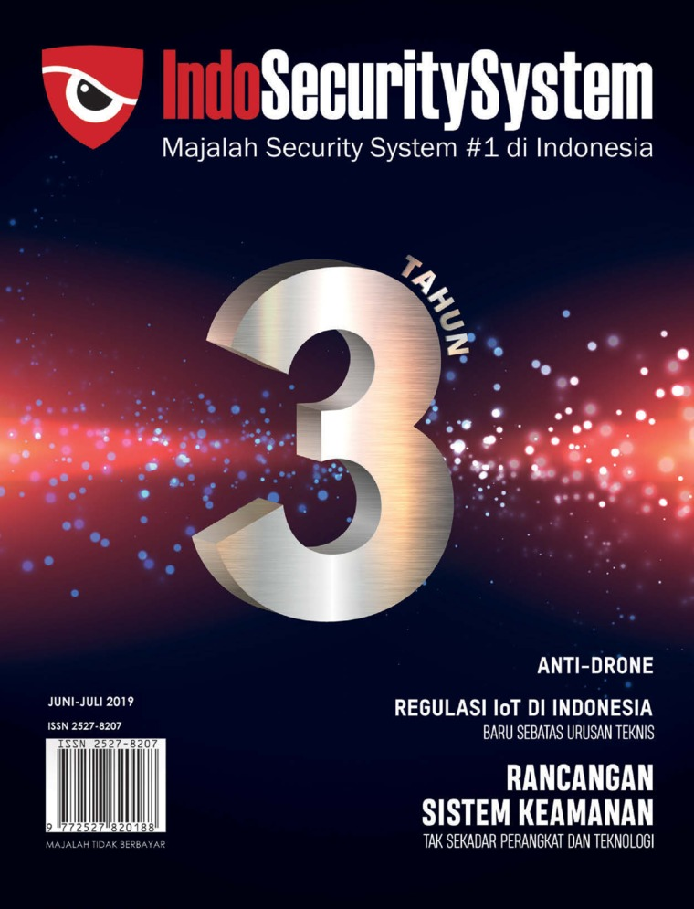 Indo Security System Digital Magazine June-July 2019