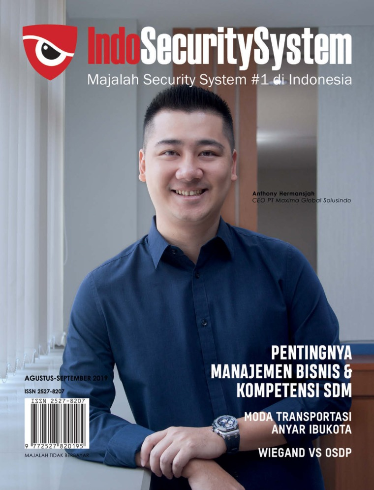 Indo Security System Digital Magazine August-September 2019
