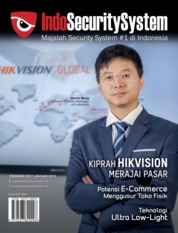 Indo Security System Magazine Cover December–January 2018