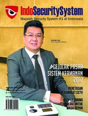 Indo Security System Magazine Cover February–March 2018
