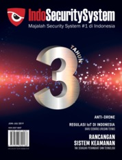 Cover Majalah Indo Security System Juni-Juli 2019