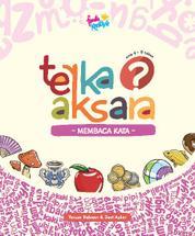 Terka Aksara - Membaca Kata by Yanuar Rahman Cover