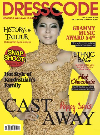 Jual majalah dresscode maret 2012 gramedia digital indonesia Coloring book for adults gramedia