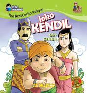 Cover Joko Kendil oleh Ali Muakhir