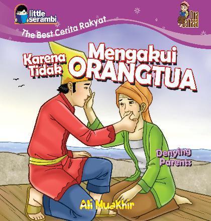 Buku Digital Karena Tidak Mengakui Orangtua oleh Ali Muakhir
