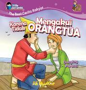 Cover Karena Tidak Mengakui Orangtua oleh Ali Muakhir