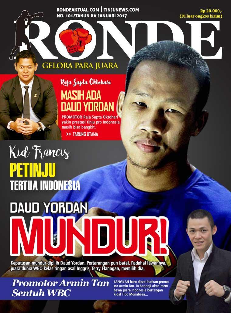 Majalah Digital RONDE ED 101 Januari 2017