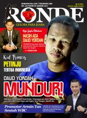 RONDE Magazine Cover ED 101 January 2017