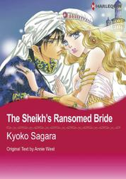 Cover The Sheikh's Ransomed Bride oleh Annie West