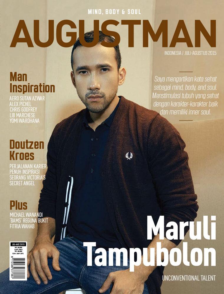 Majalah Digital Augustman Indonesia Juli–Agustus 2015