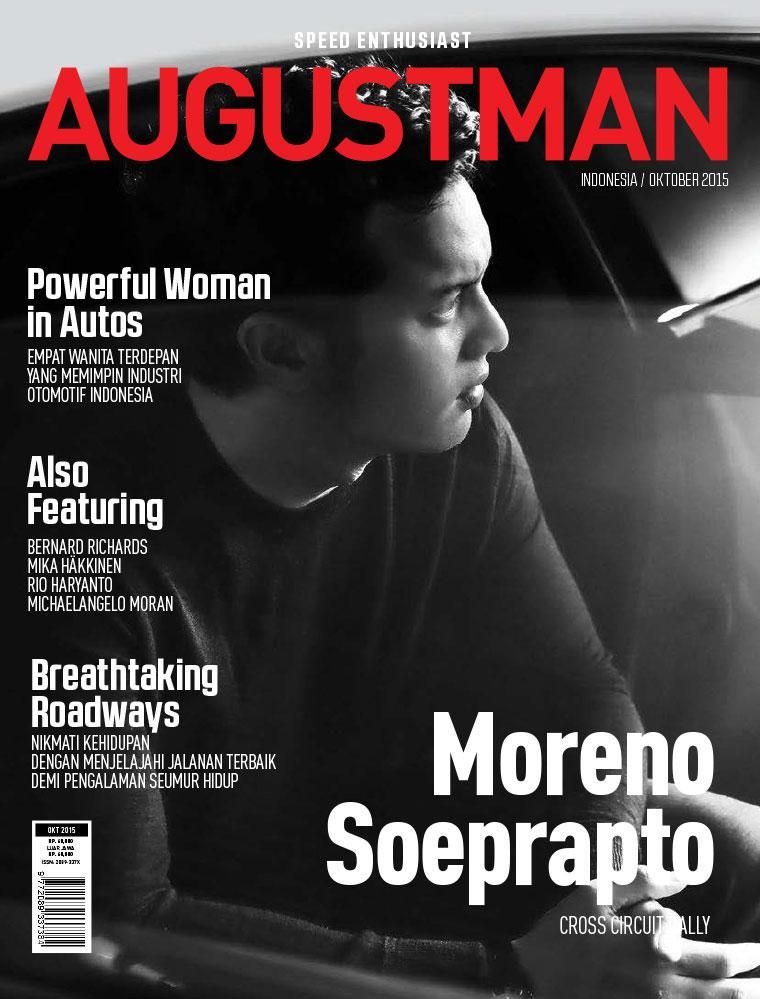 Majalah Digital Augustman Indonesia Oktober 2015
