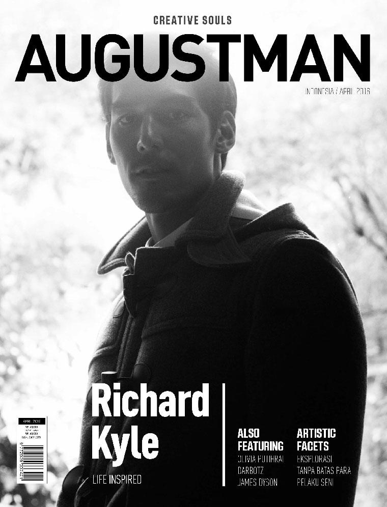 Majalah Digital Augustman Indonesia April 2016