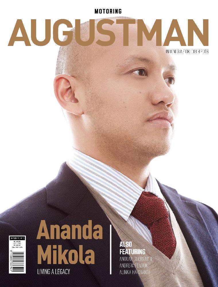 Majalah Digital Augustman Indonesia Oktober 2016
