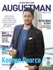 Cover Majalah Augustman Indonesia Juni 2015