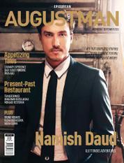 Cover Majalah Augustman Indonesia September 2015