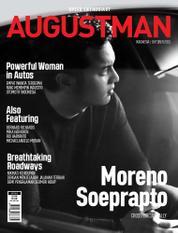 Cover Majalah Augustman Indonesia Oktober 2015