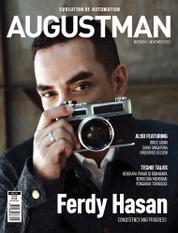 Cover Majalah Augustman Indonesia November 2015