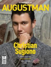 Cover Majalah Augustman Indonesia Desember 2015