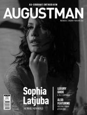 Cover Majalah Augustman Indonesia Januari–Februari 2016